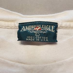 Vintage Shirts - Vintage | 1990s American Eagle Outfitters AEO Tee